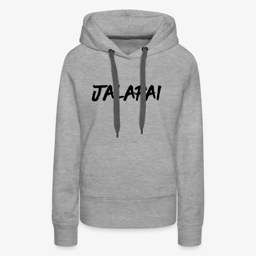 JalapaiSchrift1 - Frauen Premium Hoodie