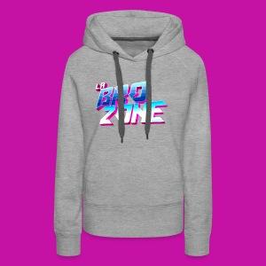 La BroZone ! - Sweat-shirt à capuche Premium pour femmes