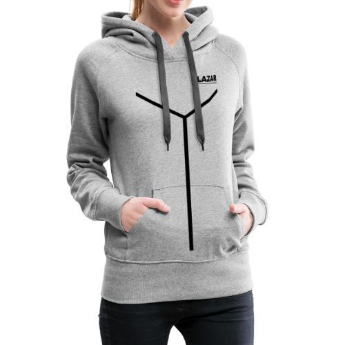 LAZAR - Frauen Premium Hoodie