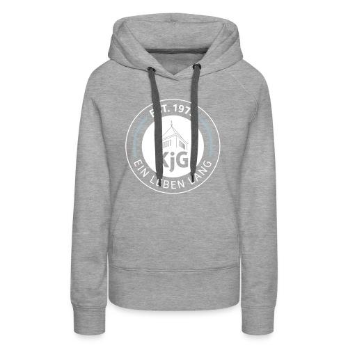 KjG - Ein Leben lang - Frauen Premium Hoodie