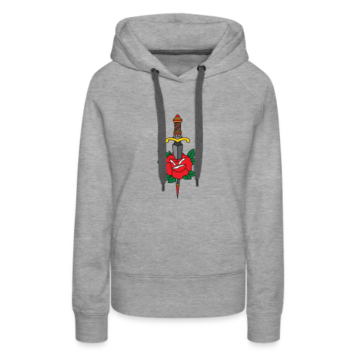 Dagger - Vrouwen Premium hoodie