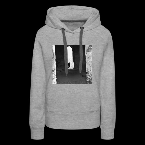 Misted Afterthought - Women's Premium Hoodie