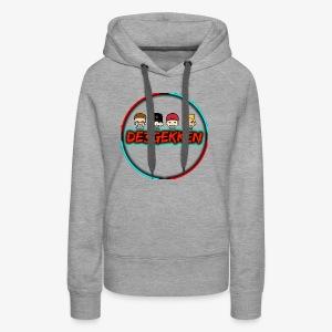 De3gekken - Vrouwen Premium hoodie