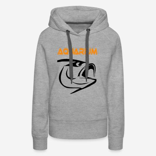 Aquarium fish keepers - Vrouwen Premium hoodie