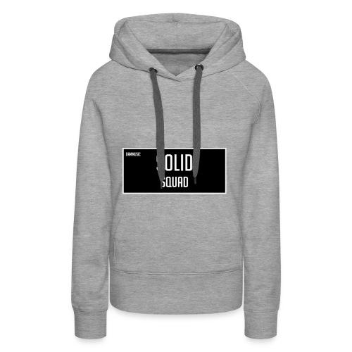 Dammusic - Vrouwen Premium hoodie