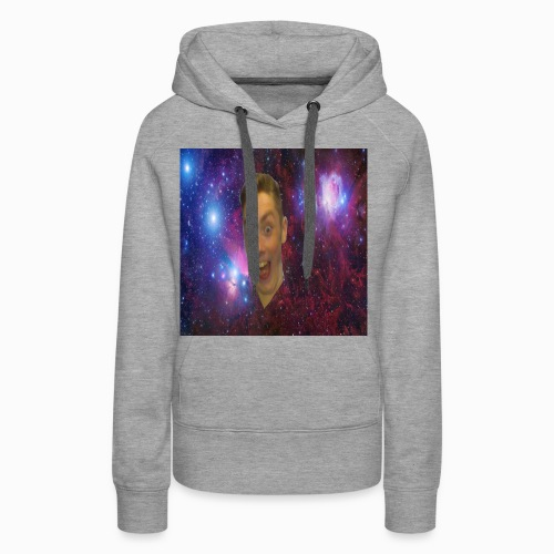 The face of a madman design - Women's Premium Hoodie