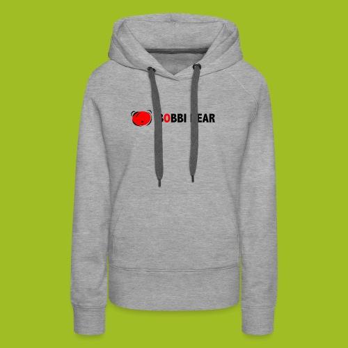 Bobbi Bear - Vrouwen Premium hoodie