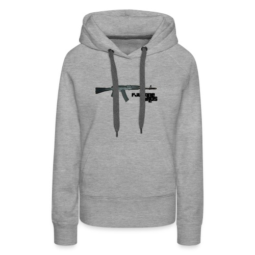 fjudone bros (AK-47) - Frauen Premium Hoodie