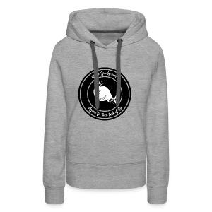 Whale Spoodge Branded Range - Women's Premium Hoodie