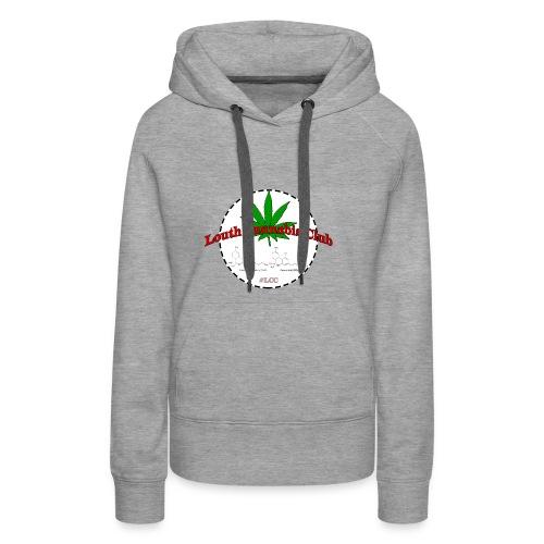 Louth cannabis club - Women's Premium Hoodie
