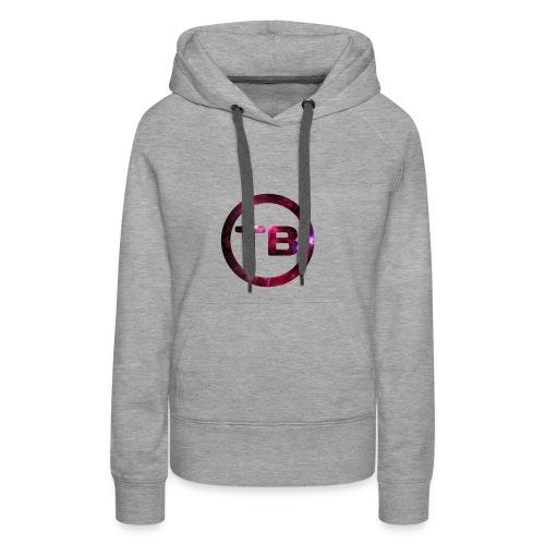 team backfull - Vrouwen Premium hoodie