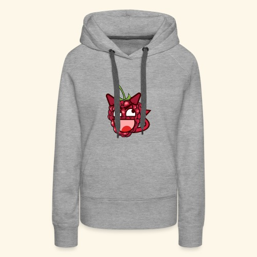Devil Raspberry - Frauen Premium Hoodie