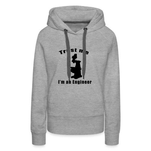 Trust an Engineer - Women's Premium Hoodie