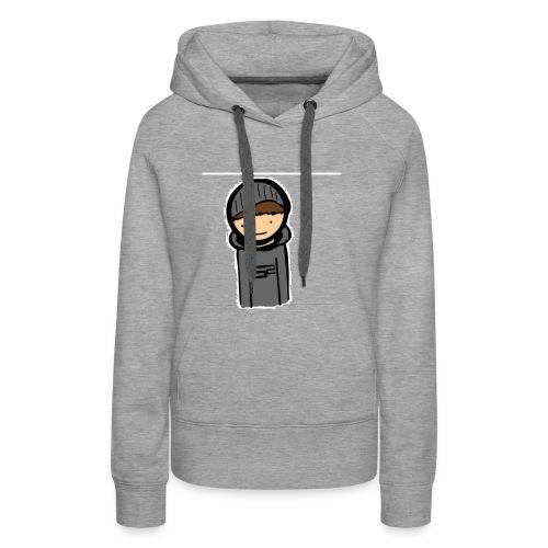 Pooppte - Vrouwen Premium hoodie