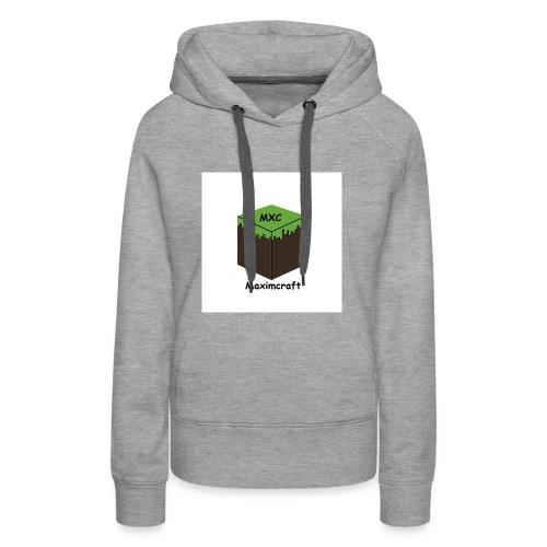 rundlogo - Frauen Premium Hoodie