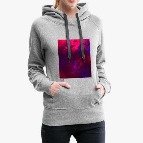 Gemisch - Frauen Premium Hoodie
