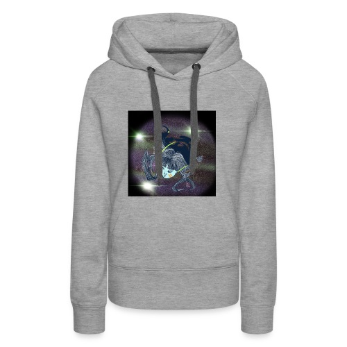the Star Child - Women's Premium Hoodie