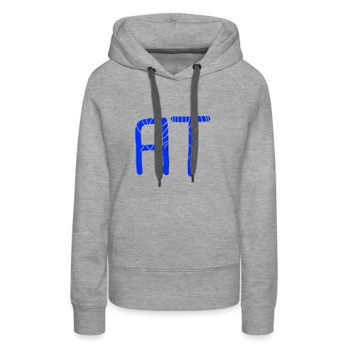 A T betekent Amartje - Vrouwen Premium hoodie