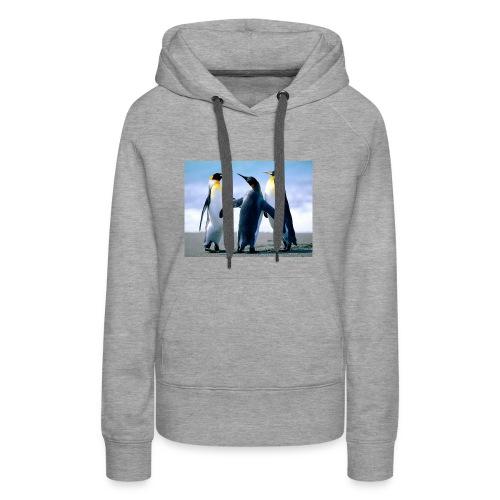 penguin squad - Women's Premium Hoodie