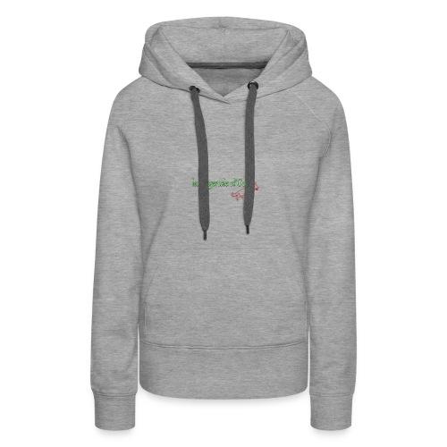 La Légende d'Odin - Sweat-shirt à capuche Premium pour femmes