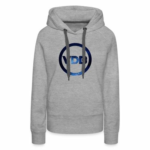 VDB games - Vrouwen Premium hoodie