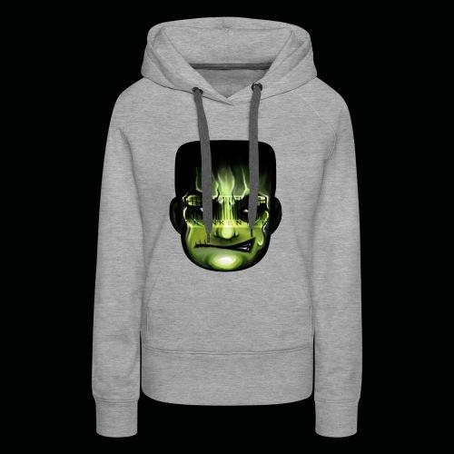 Frankenstein_logo - Vrouwen Premium hoodie