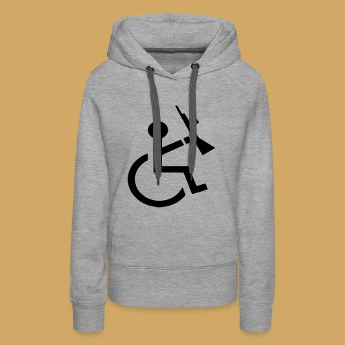 wcmarmed - Vrouwen Premium hoodie