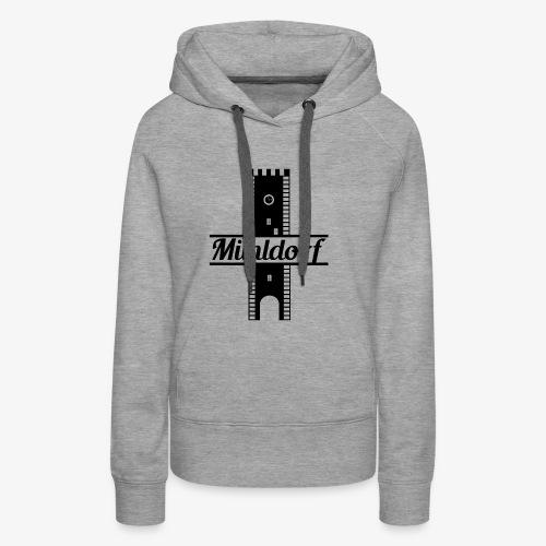 Nagelschmiedturm Mühldorf - Frauen Premium Hoodie