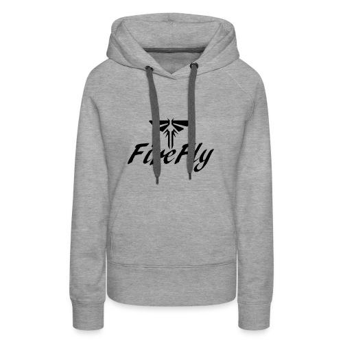 FireFly Logo - Women's Premium Hoodie