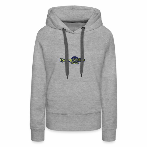 Cycling Club Rontal - Frauen Premium Hoodie