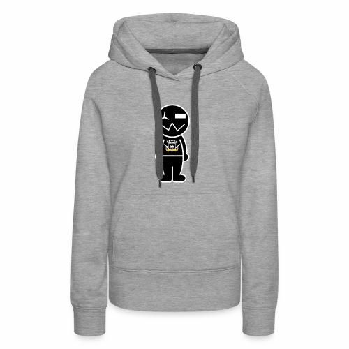 Mr Plouk - Sweat-shirt à capuche Premium pour femmes