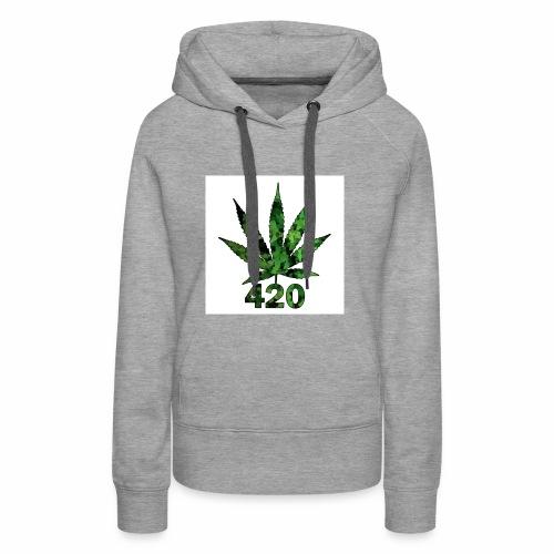 420 - Frauen Premium Hoodie