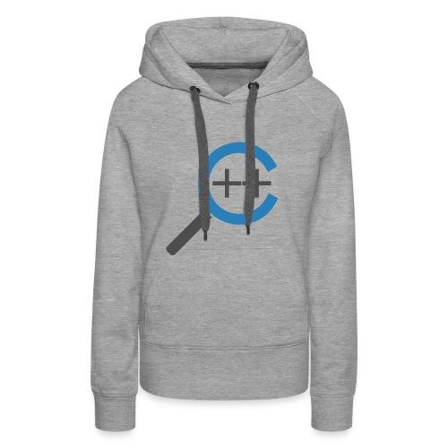 C++ Insights Logo - Frauen Premium Hoodie