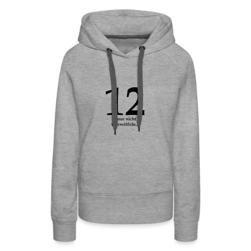 12black - Frauen Premium Hoodie