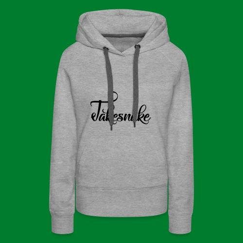 Untitled-1 - Women's Premium Hoodie