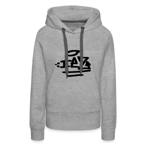 IEZ - Sweat-shirt à capuche Premium pour femmes