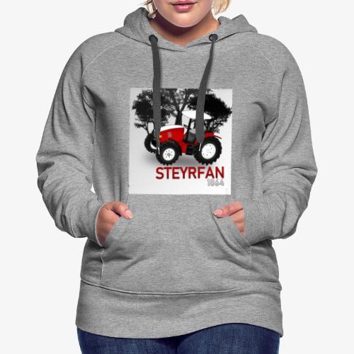steyrfan1864 - Frauen Premium Hoodie