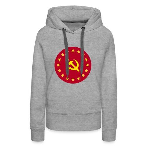 Communist Coat of Arms - Premiumluvtröja dam