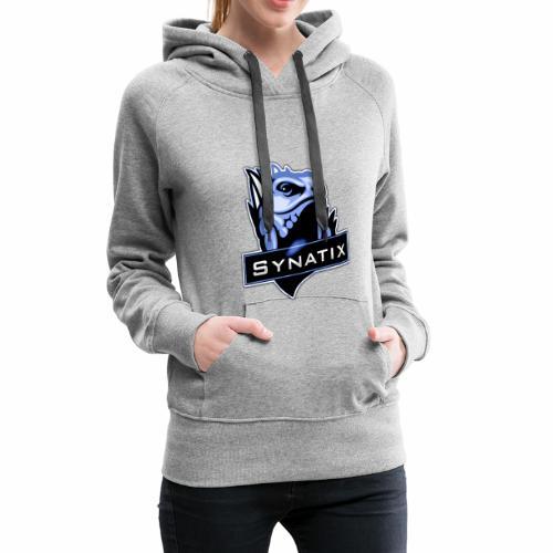 Team Synatix - Frauen Premium Hoodie