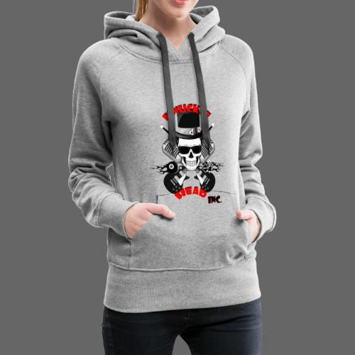 Knucklehead Inc. Band - Frauen Premium Hoodie