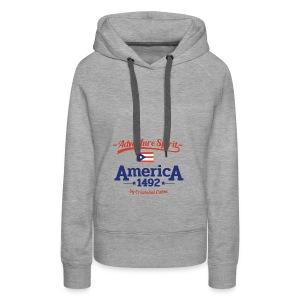 Adventure Spirit America 1492 - Frauen Premium Hoodie