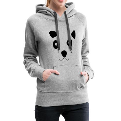 dog1 - Frauen Premium Hoodie