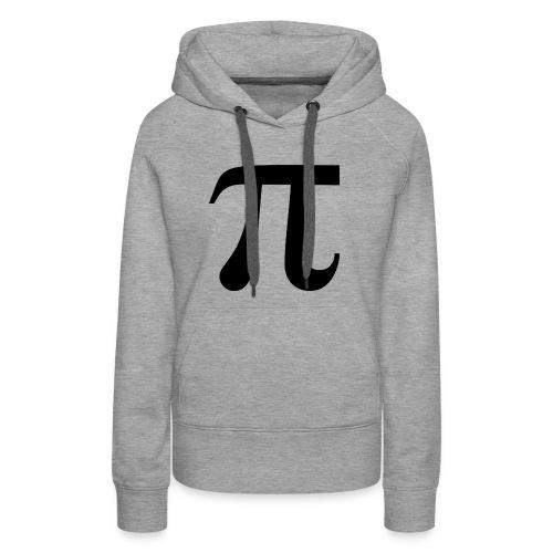 Pi Kreiszahl Mathematik - Frauen Premium Hoodie
