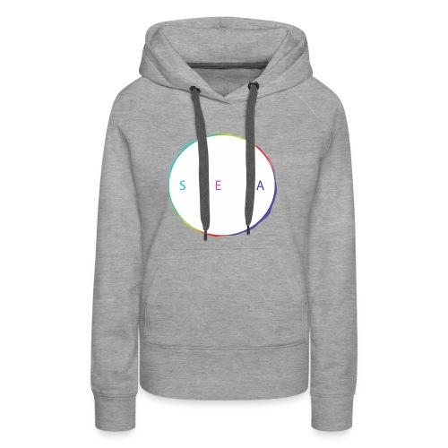 SEA - Vrouwen Premium hoodie