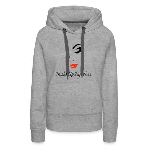 MakeUpByNess - Women's Premium Hoodie
