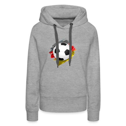 Fußball-WM - Frauen Premium Hoodie