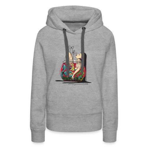 Meerjungfrau - Frauen Premium Hoodie
