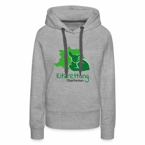 Kitzrettung Oberfranken - Frauen Premium Hoodie
