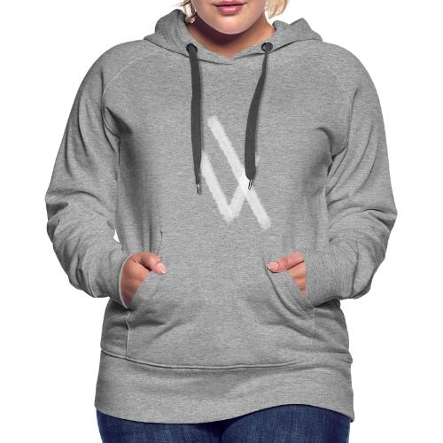 VOX POPULI - Sudadera con capucha premium para mujer