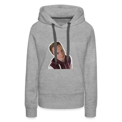 Rotjoch cap - Vrouwen Premium hoodie